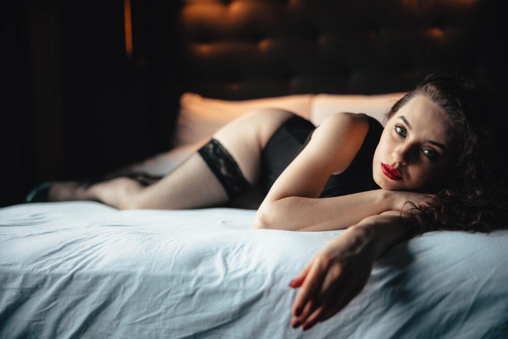 Natalia – Boudoir Shoot